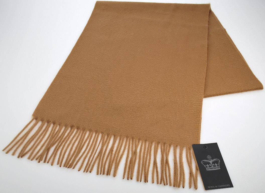 Echarpe camel foulard laine femme   Congres aecg add5182738f