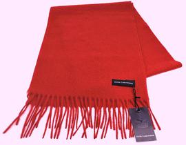 Echarpe Cachemire Red - Vêtements laine geelong