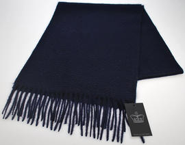 Echarpe Navy - Vêtements laine geelong