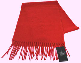 Écharpe Red - Vêtements laine geelong