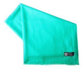 Étole Pashmina Emerald - Vêtements laine geelong